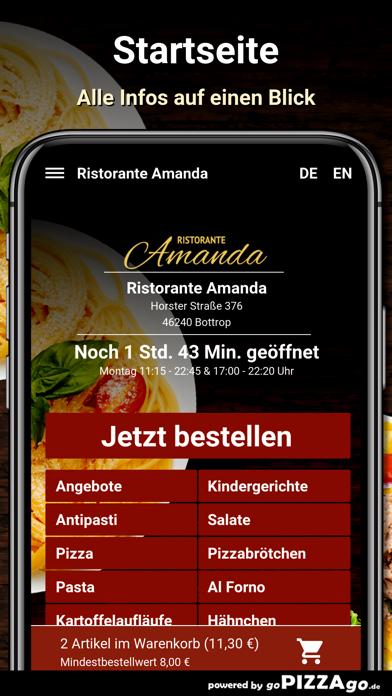 Ristorante Amanda Bottrop screenshot 2