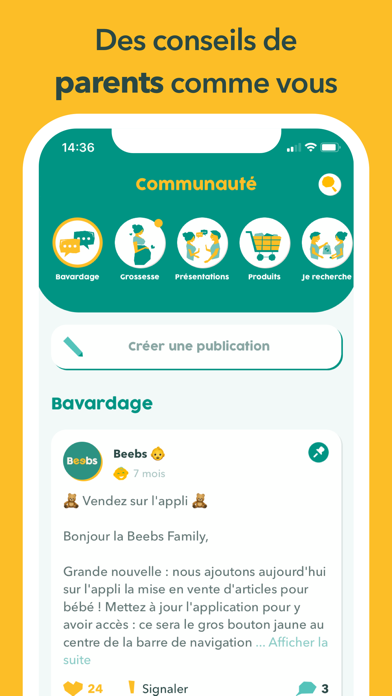 messages.download Beebs - Achat & Vente software