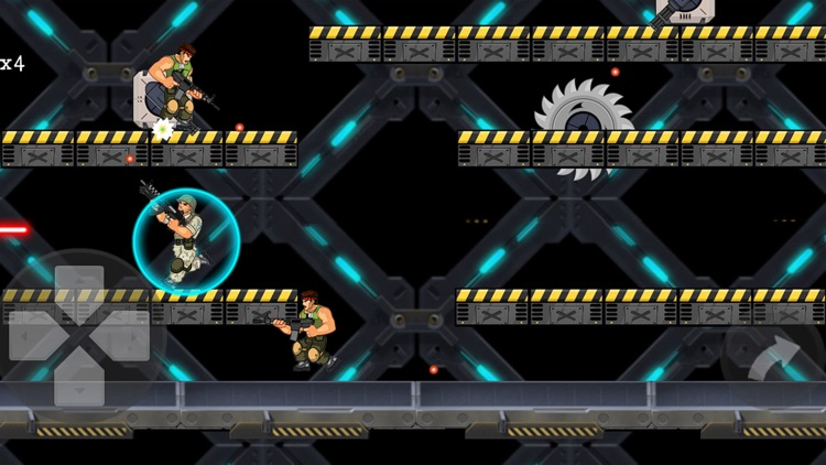 Metal Soldier Squad screenshot-5