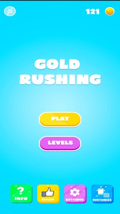 Gold Rushing