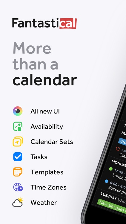 Fantastical - Calendar & Tasks screenshot-0