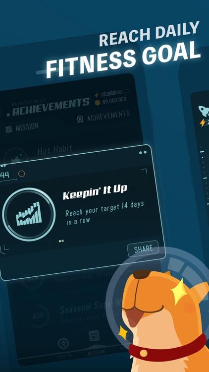 Walkr - Gamified Fitness Game screenshot-3