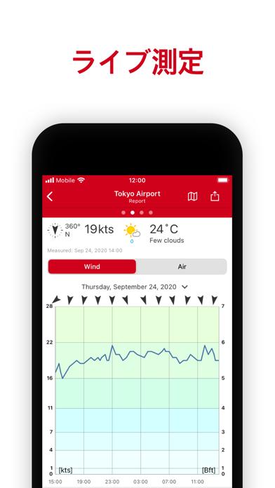 Windfinder: 風と天気の予測マップのおすすめ画像5