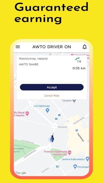 Awto Driver screenshot 4