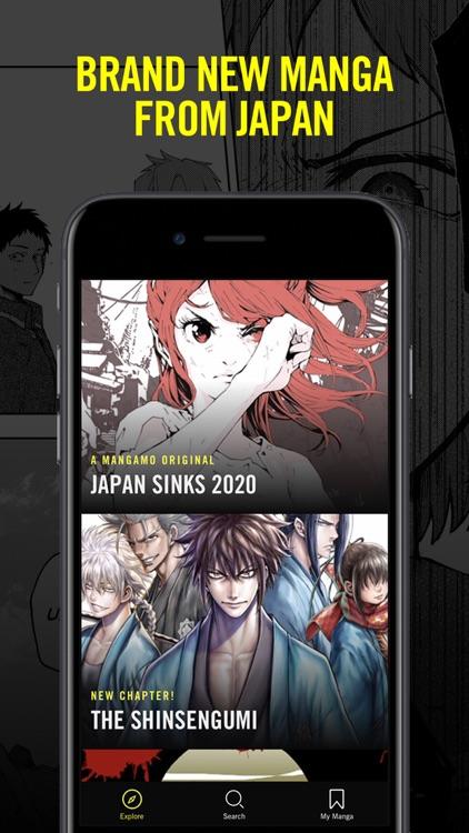 Mangamo - manga comics