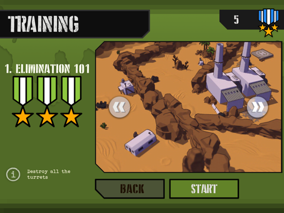 Military mission screenshot 5