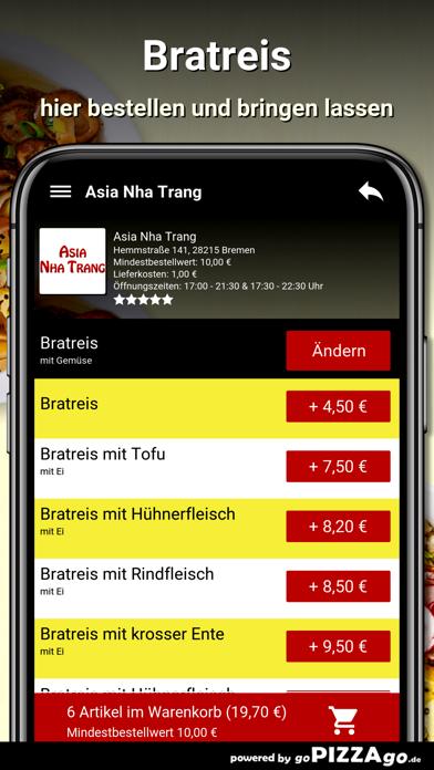 Asia Nha Trang Bremen screenshot 6