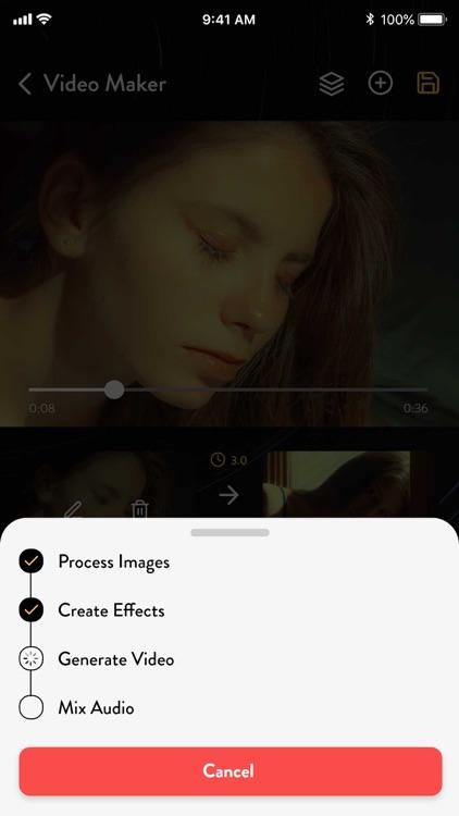 Photo Slideshow - Video Maker screenshot-6