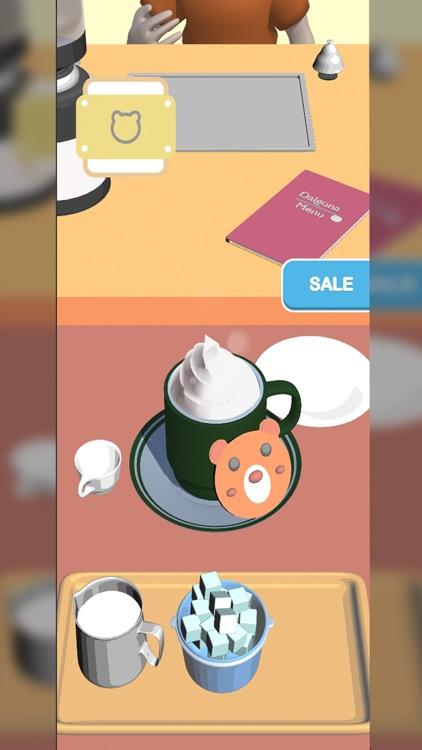 Cafe Master screenshot-4
