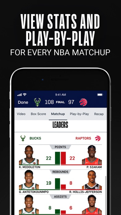 NBA: Official App wiki review and how to guide