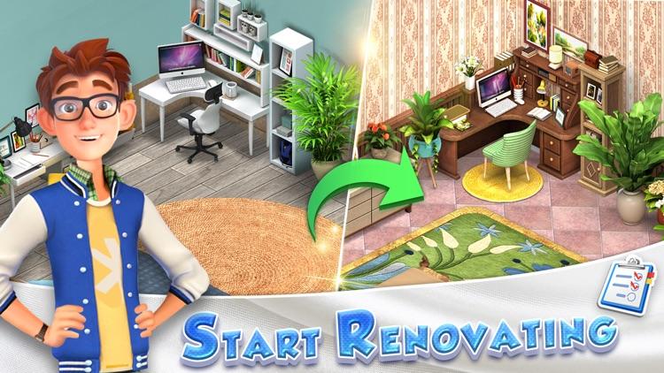 Solitaire Home Design-Fun Game