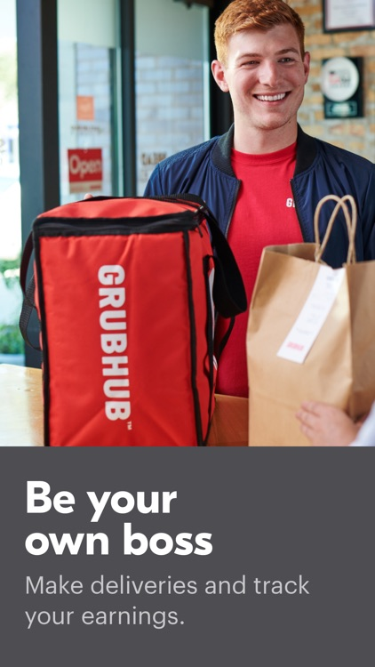 Grubhub for Drivers