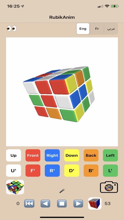 RubikScan screenshot-4