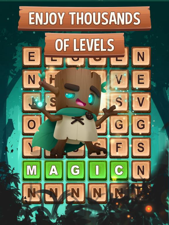 Spell Forest - Word Adventure screenshot 7