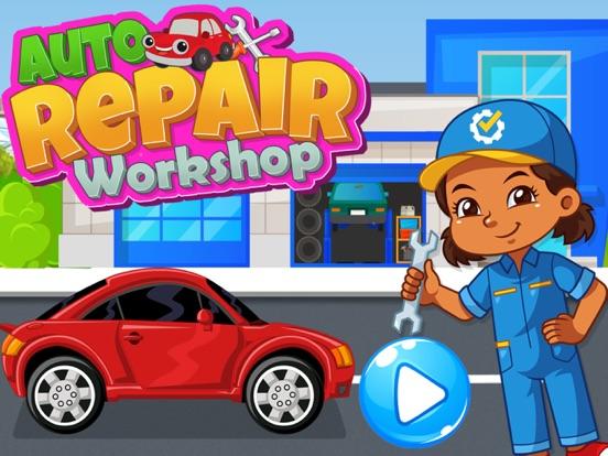 Auto Repair Workshop screenshot 10