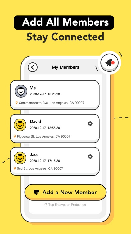 SafeBee: Find Family Location screenshot-4