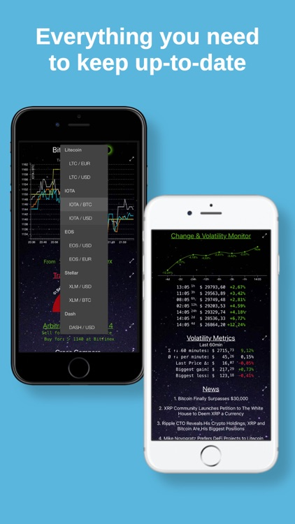 Bitcoin Monitor, Price Compare screenshot-3
