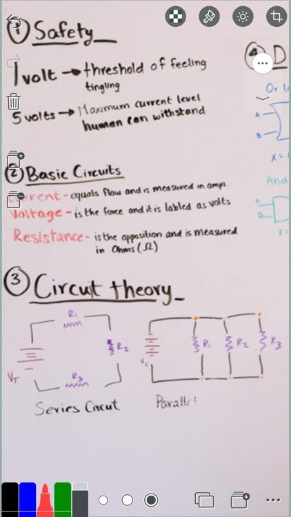 Whiteboard Easy and Smart screenshot-6