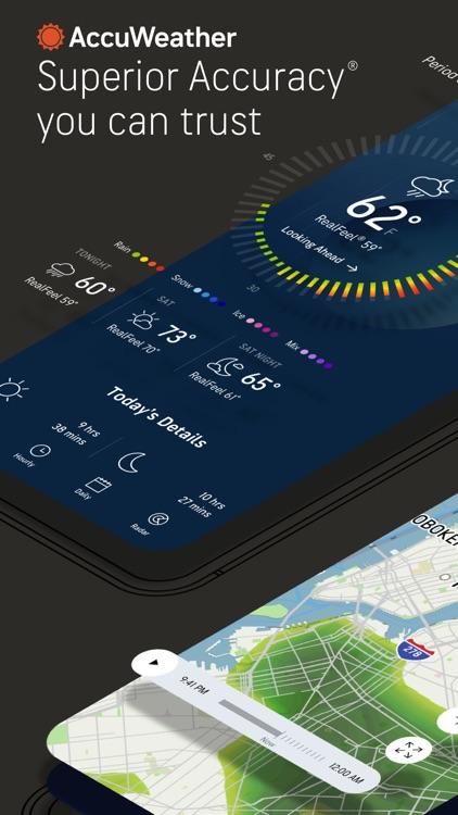 AccuWeather: Weather Alerts screenshot-0