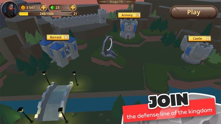 Legion of Defenders: Tower War