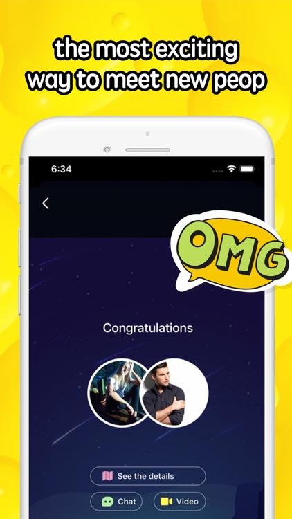 Yolo - Omegle Chat Like Monkey screenshot-3