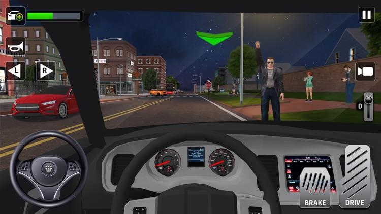 City Taxi Driving: Driver Sim screenshot-5