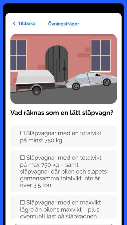 2021 Ta Körkort screenshot-3