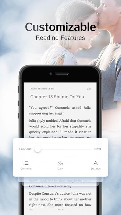 WeRead: Fiction & Chat Stories Screenshot