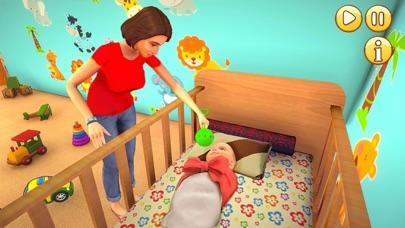 Screen Shot Pregnant Mom Newborn Baby Care 0