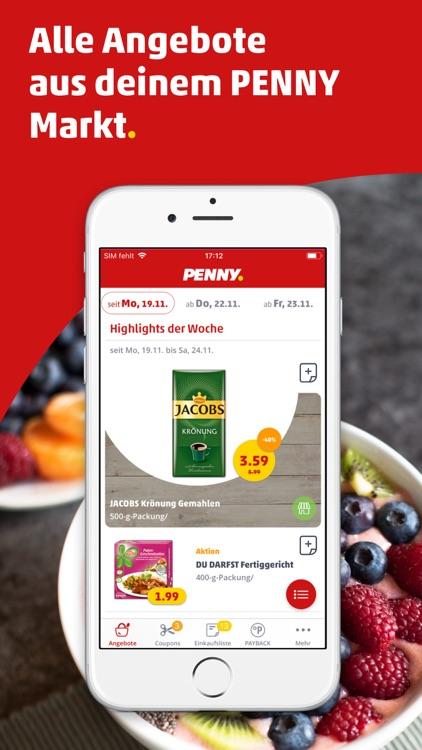 PENNY Coupons & Angebote screenshot-0