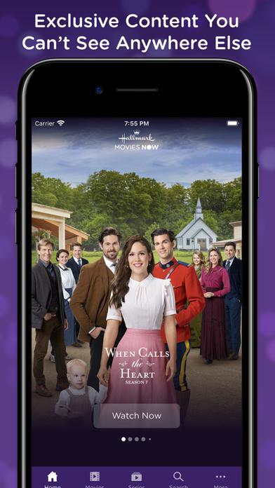 Hallmark Movies Now Screenshot