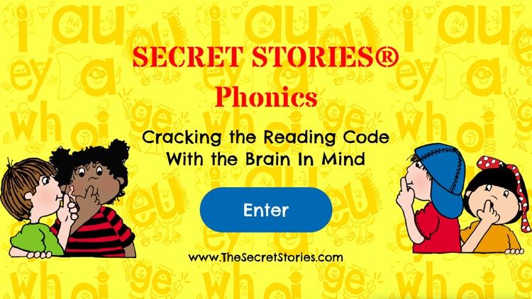 Secret Stories Phonics Reading screenshot-0
