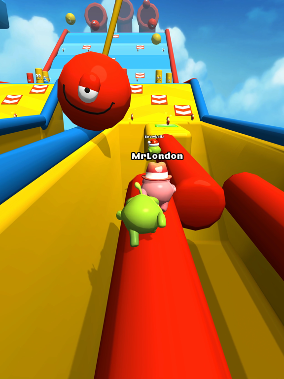 Om Nom Racing screenshot 5