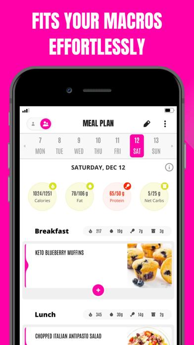 Easy Keto App by Wholesome Yum Screenshot
