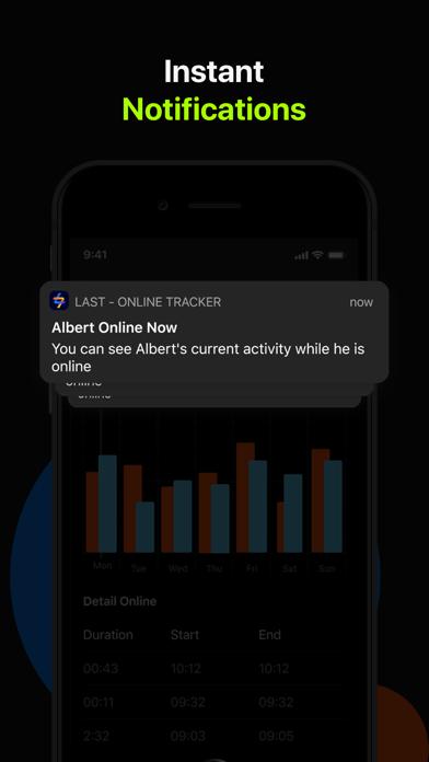 Last - Online TrackerScreenshot von 5