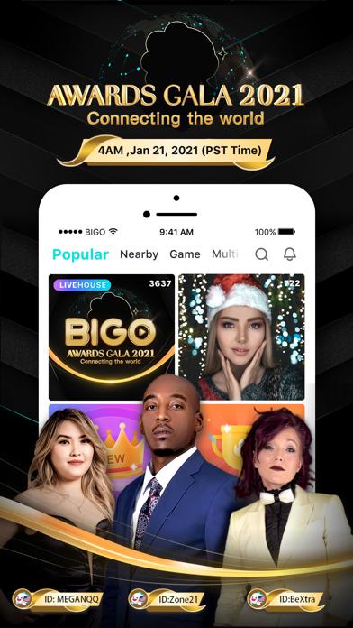 BIGO LIVE-Live Stream, Go Live Screenshot