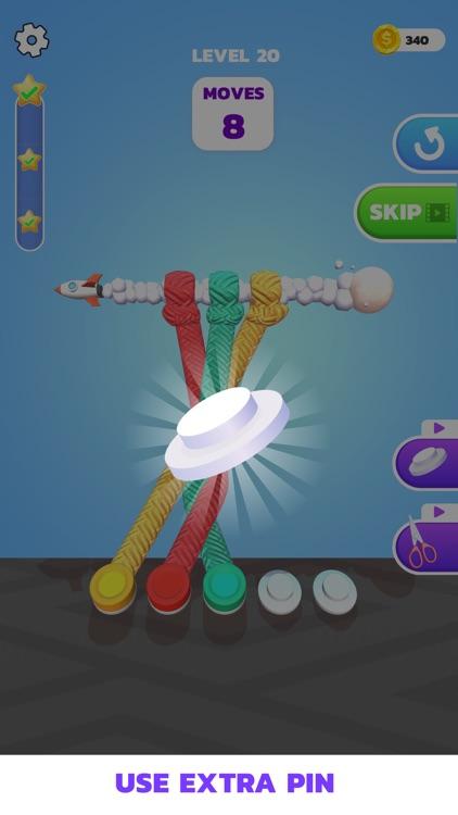 Tangle Master 3D screenshot-0
