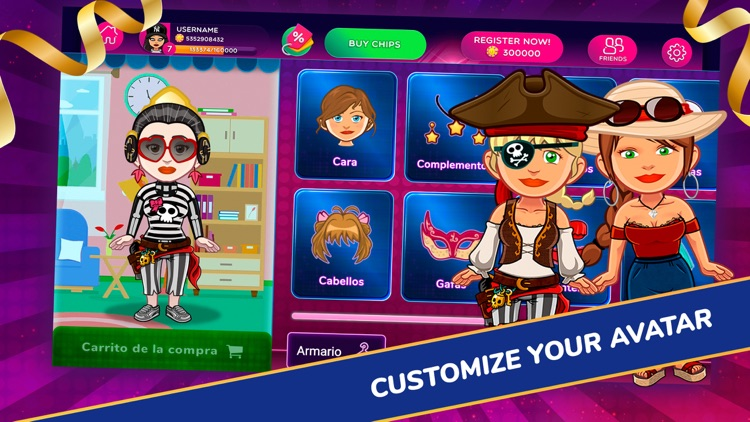 MundiGames - Social Casino screenshot-4