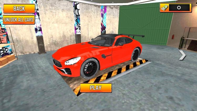 Crazy Car Stunts Racing Game screenshot-4