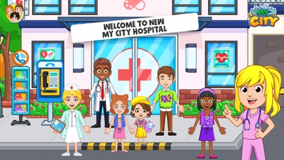 My City : Hospital screenshot 1