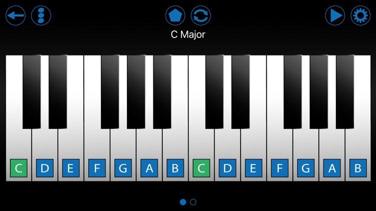 Piano Scale Essentials screenshot-0