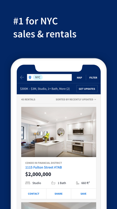 messages.download StreetEasy NYC Rentals & Sales software