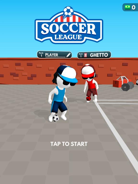 Soccer League! screenshot 6