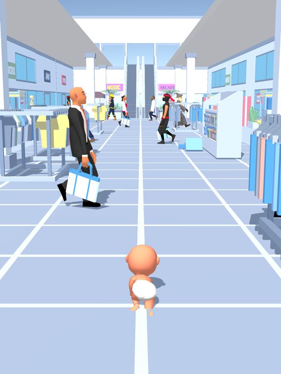 Baby Run! screenshot 6