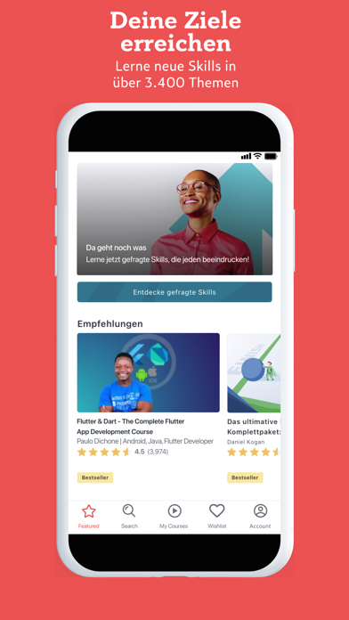 Udemy - Online LernenScreenshot von 1