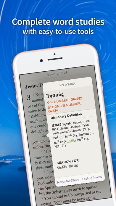 Bible App - Read & Study Daily Screenshot