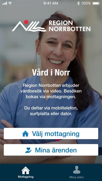 Vård i Norr, Region Norrbotten