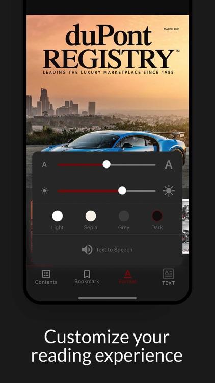 duPont REGISTRY Automobiles screenshot-4