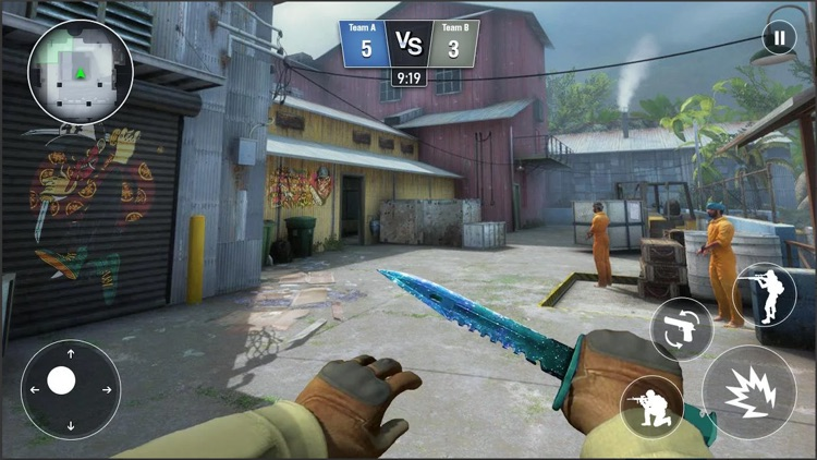 Critical Shooter Battleground screenshot-5