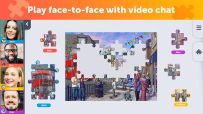 Jigsaw Video Party screenshot 2